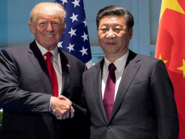 จีน สหรัฐ