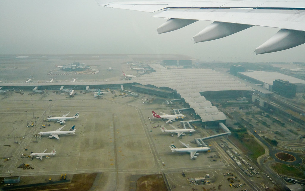 สนามบินฮ่องกง