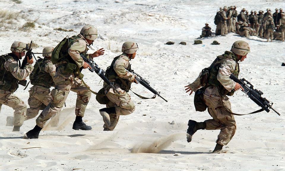 ทหารสหรัฐ