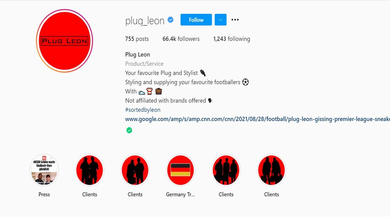 plug leon_ Leon Gissing